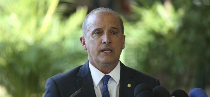 Lorenzoni convida oposição a fazer um pacto pelo Brasil
