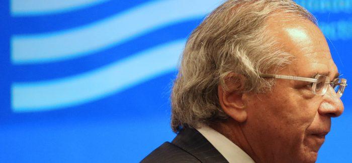 Paulo Guedes confirma presidente da Firjan para conselho do Sesi