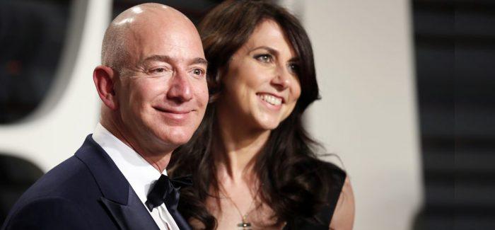 Homem mais rico do mundo, Jeff Bezos vai se divorciar