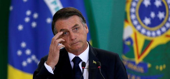 Bolsonaro defende saída do Brasil de Pacto Global para Migração