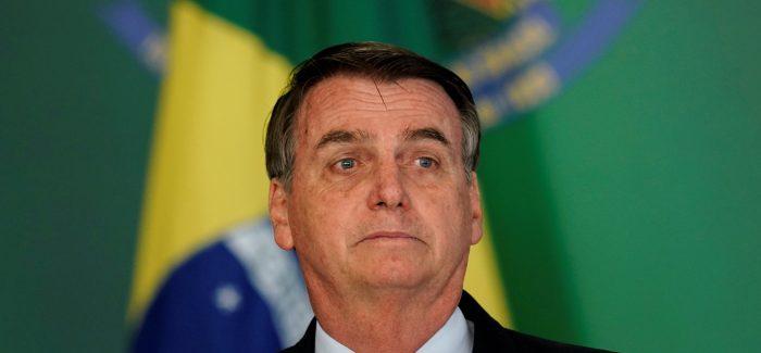 Se Flávio errou, vai ter que pagar, diz Bolsonaro sobre o filho
