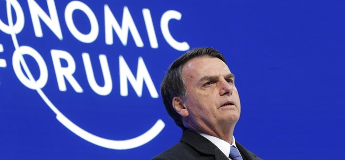 """Para aqueles que """"não ouviram e não gostaram"""" do discurso de Bolsonaro"""