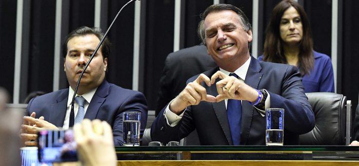 Bolsonaro receberá líderes de partidos para negociar Previdência