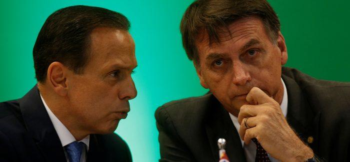 Bolsonaro e Doria vão passar rodovia Rio-Santos à iniciativa privada