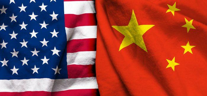 Compare o comércio exterior do Brasil com China e Estados Unidos