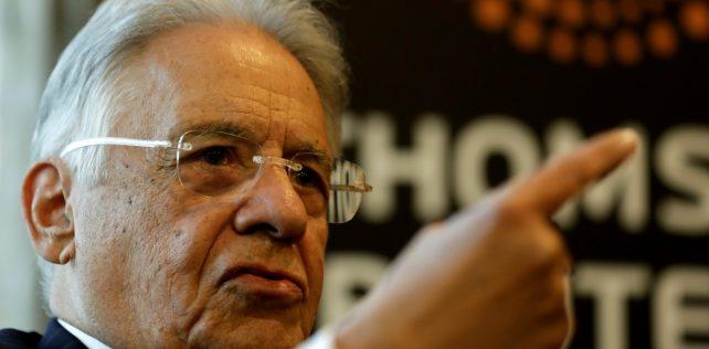 Lava Jato: Moro discordou de investigação sobre FHC, diz site