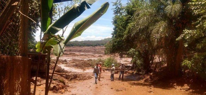 ADRs da mineradora caem 8% após rompimento de barragem