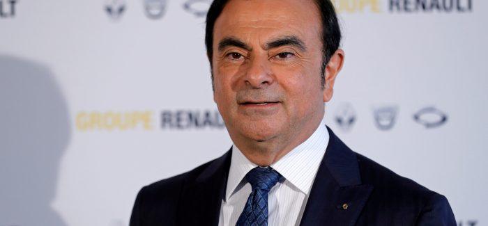 Renault investiga se Ghosn pagou casamento com dinheiro da empresa