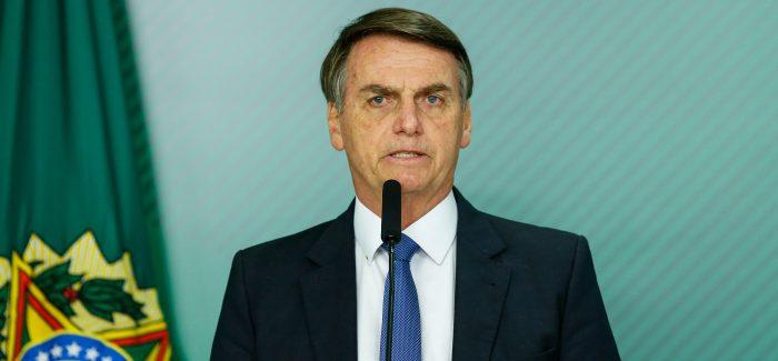 """Bolsonaro: """"Espero que a apuração chegue em quem mandou matar Marielle"""""""