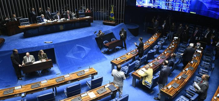 PEC do Orçamento avança no Senado