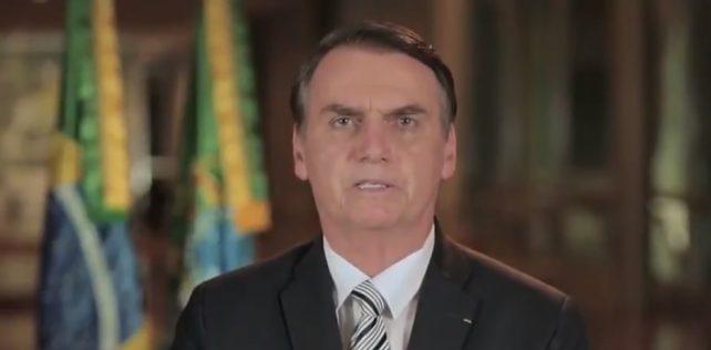 """Previdência será justa e para todos"", diz Bolsonaro"