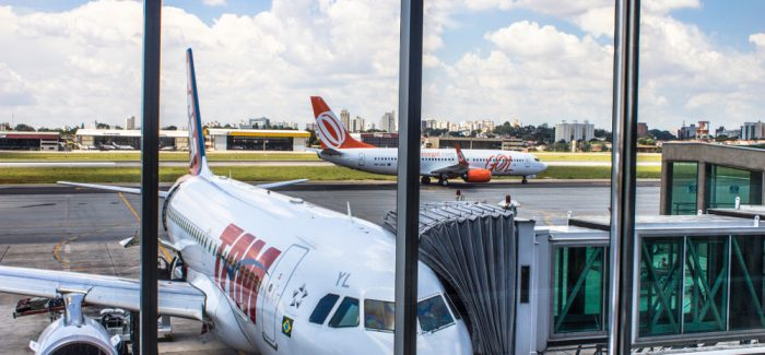 Governo Doria anuncia medida para ajudar companhias aéreas
