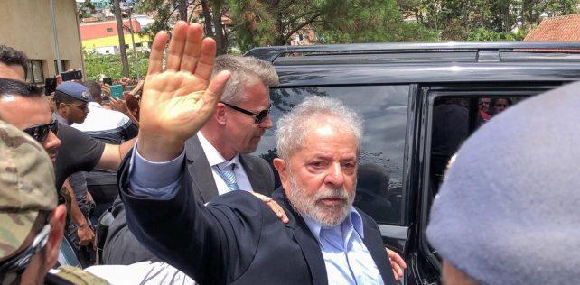 STJ julga hoje recurso de ex-presidente Lula no caso do tríplex