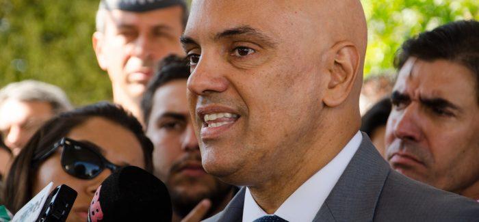 Alexandre de Moraes proíbe fundação da operação Lava Jato