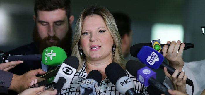 """""""Mudanças na reforma serão feitas com a calculadora na mão"""", diz Joice"""