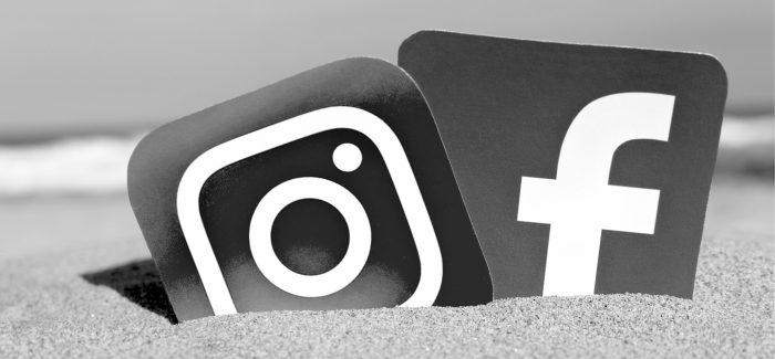 Facebook e Instagram ficam fora do ar
