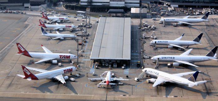 Estrangeiros dominam leilão de 12 aeroportos; governo arrecada R$ 2,4 bilhões