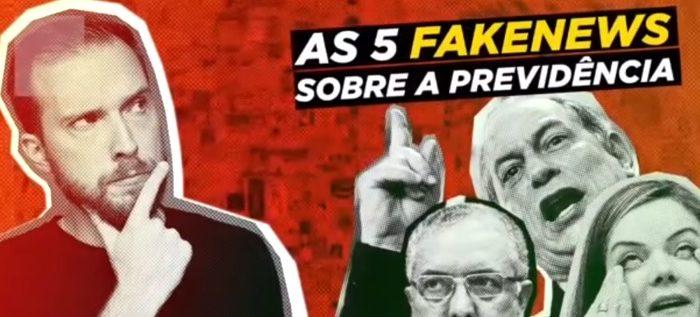 Os youtubers que dedicaram mais tempo à reforma que Bolsonaro