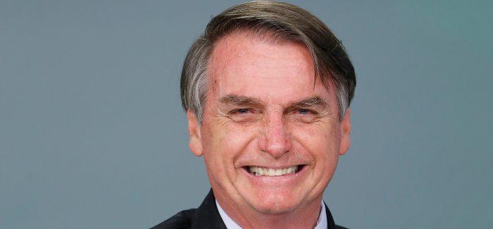 Revista elege Bolsonaro como uma das 100 pessoas mais influentes do mundo