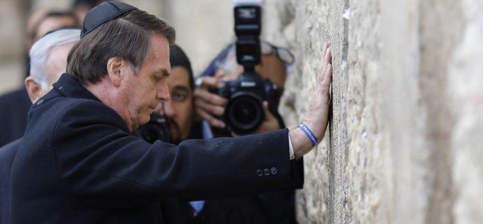 Embaixadores árabes querem reunião com Bolsonaro após viagem