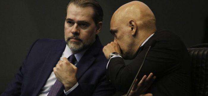 """""""Moraes e Toffoli deram tiro no pé e deveriam recuar"""""""