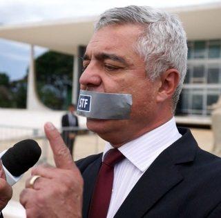 STF usurpa poder do Ministério Público, diz Major Olímpio