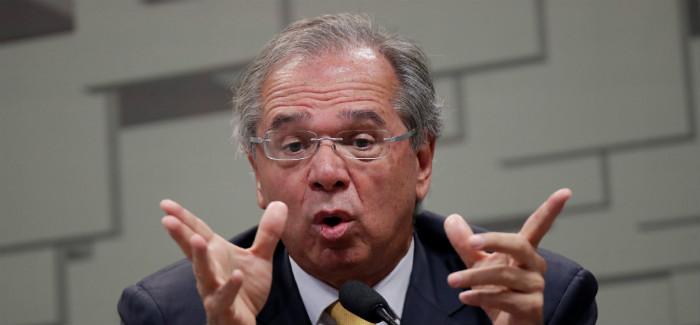 Paulo Guedes diz que PIB pode crescer 2,5% em 2020