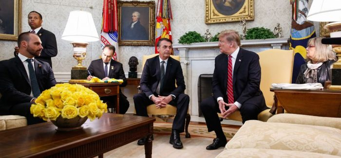 EUA formalizam apoio à entrada do Brasil na OCDE