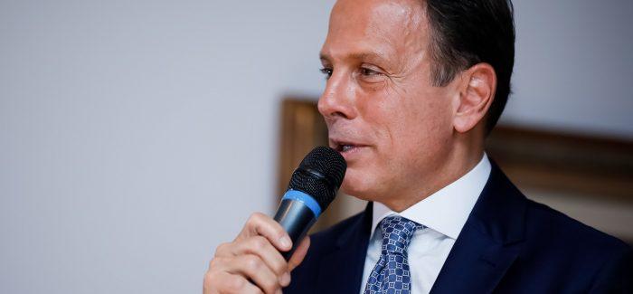 Doria diz que reforma deve gerar R$ 140 bi em investimentos em SP