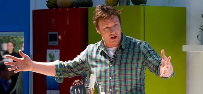 Rede de restaurantes de Jamie Oliver entra com pedido de falência