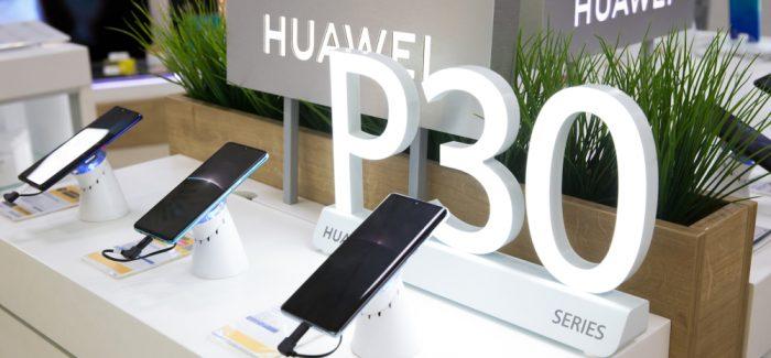 Chinesa Huawei retorna ao mercado brasileiro de smartphones