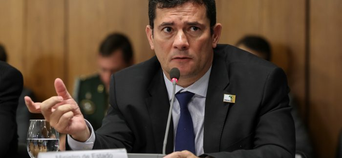 Moro tem celular invadido por hacker; caso será investigado