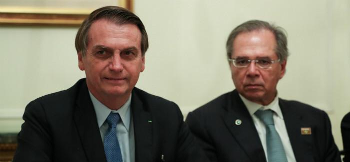 Bolsonaro e Paulo Guedes falam em moeda comum com a Argentina