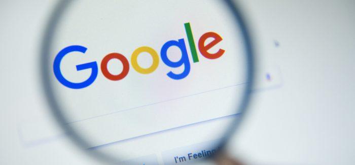 Google enfrenta processo por concorrência desleal