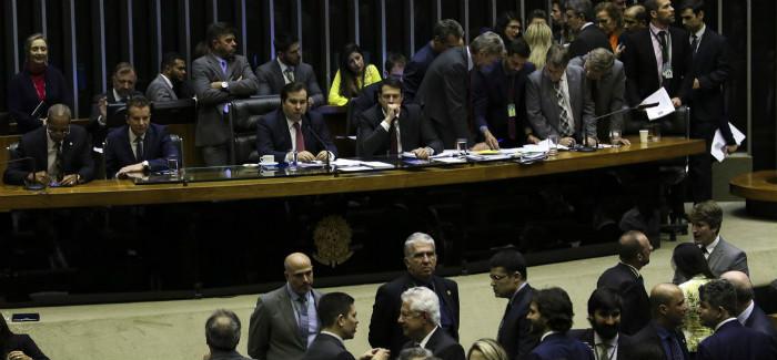 Câmara dos Deputados deve votar texto-base da reforma hoje