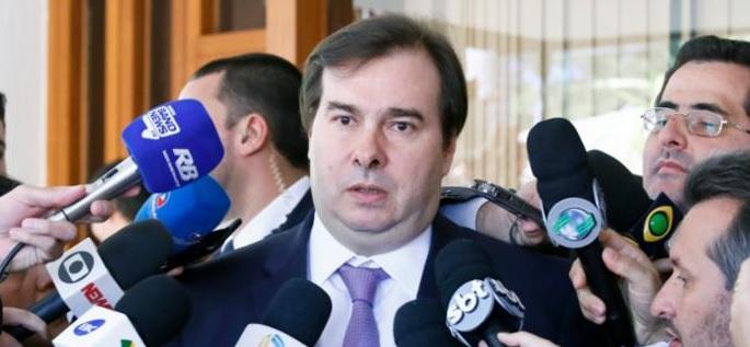 Maia diz que reforma da Previdência será vitória do Parlamento