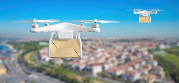 B2W testa drones para entrega de mercadorias