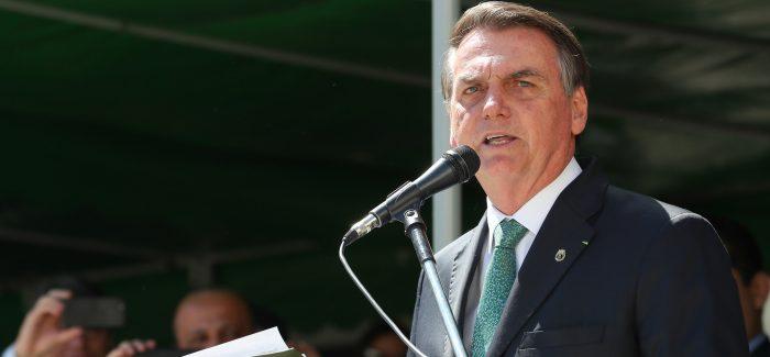 Bolsonaro pode anunciar novo PGR até terça-feira