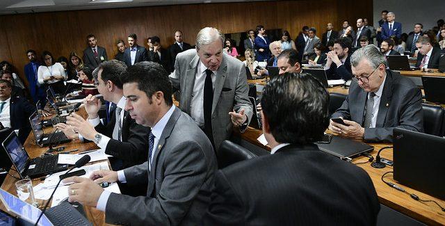 CCJ do Senado deve votar reforma da Previdência na próxima semana