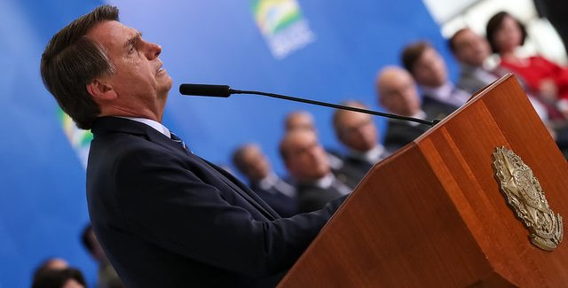 Bolsonaro pode manter interino na PGR por tempo indeterminado