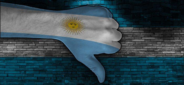 O gráfico que explica o empobrecimento da Argentina