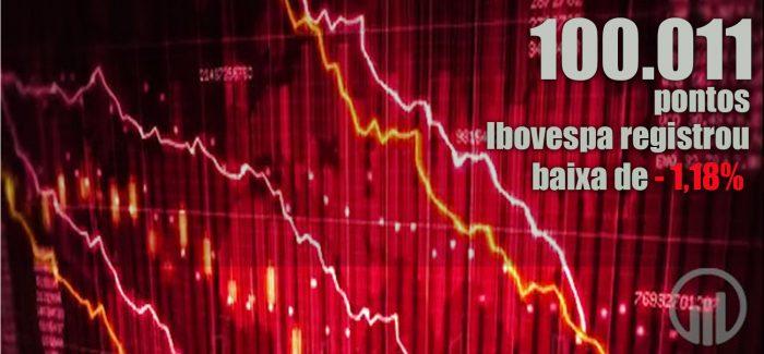 Fed vai contra corte de juros e Ibovespa cai