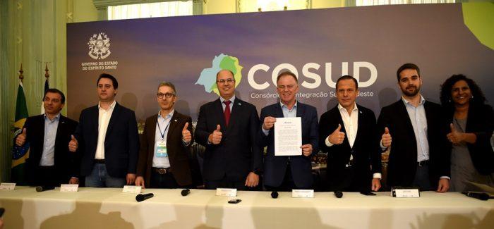 Governadores do Sul e Sudeste defendem reformas em carta
