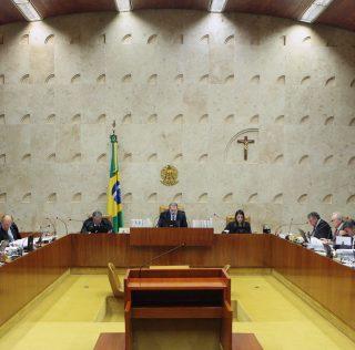 Senado engavetou 33 pedidos de impeachment contra ministros do STF
