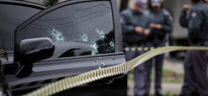Homicídios em São Paulo caem para mínima histórica em julho