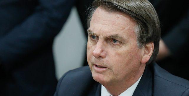Questão ambiental pesou na escolha de novo PGR, diz Bolsonaro