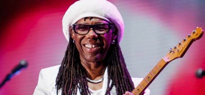 O CEO improvável: Nile Rodgers