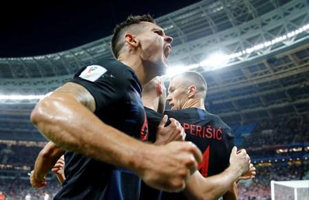 Croácia vence Inglaterra na prorrogação e enfrentará França na final da Copa do Mundo
