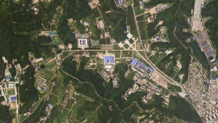 EUA detectam nova atividade em instalação norte-coreana de míssil balístico