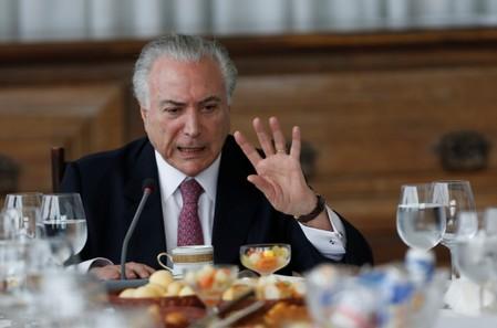 Brasil não tem poder econômico fora do multilateralismo, diz Temer
